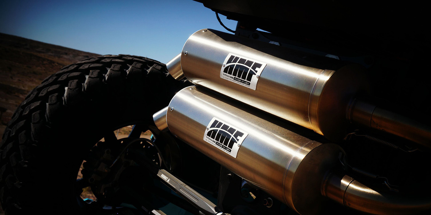 Titan Exhaust