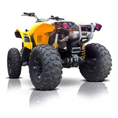 Can Am Renegade 1000 Tuning >> Can-Am® Renegade 800 ATV Exhaust - HMF Racing
