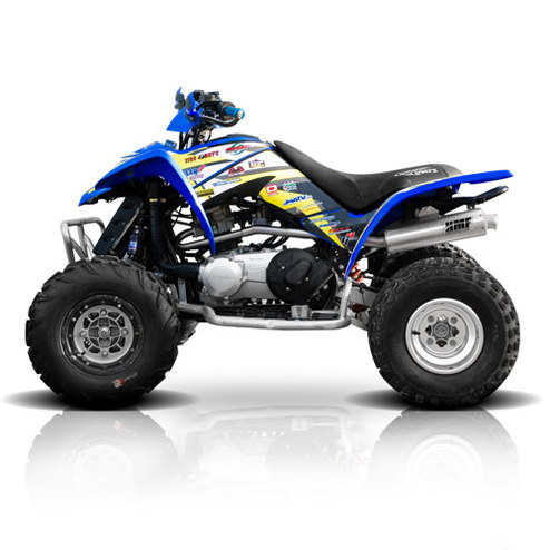 kymco mongoose 300 atv exhaust hmf racing. Black Bedroom Furniture Sets. Home Design Ideas