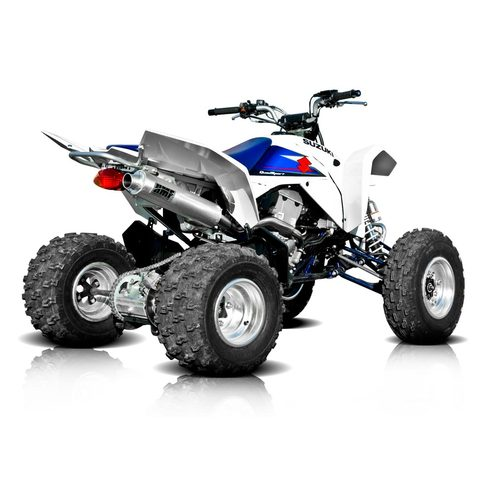 suzuki ltz 400 atv exhaust hmf racing. Black Bedroom Furniture Sets. Home Design Ideas