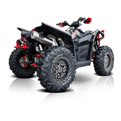 Polaris Scrambler 850 XP