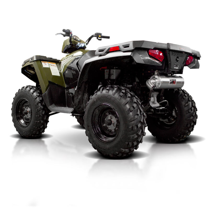 hmf exhausts polaris sportsman lineup polaris atv forum. Black Bedroom Furniture Sets. Home Design Ideas