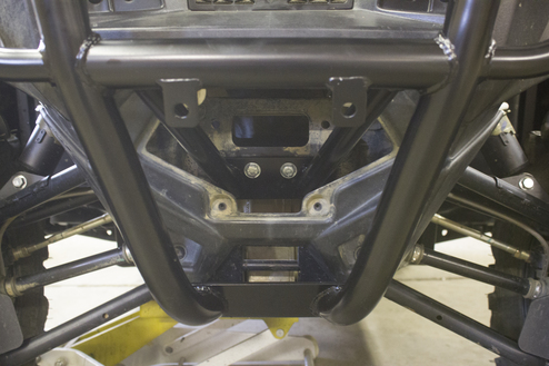 Front Bumper Utv Defender Polaris Rzr 800 Instructions