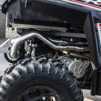 Installation video of HMF Exhausts on Polaris RZR 900S