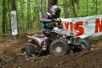 Landon Wolfe at GNCC Round 5