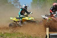 Westley Wolfe through 5 rounds at GNCC