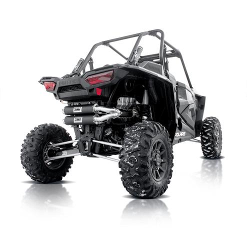 Polaris® RZR XP® Turbo UTV Exhaust - HMF Racing