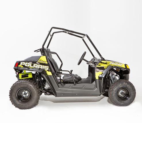 Polaris® RZR® 170 UTV Exhaust - HMF Racing