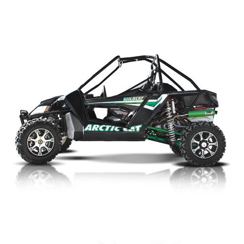 Arctic Cat Wildcat 1000 Utv Exhaust Hmf Racing