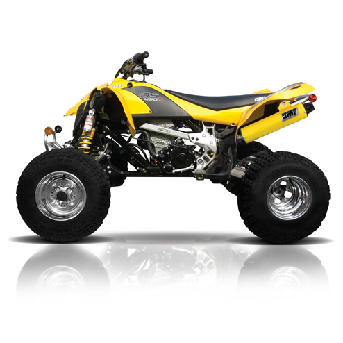 Can-Am® DS450 ATV Exhaust - HMF Racing