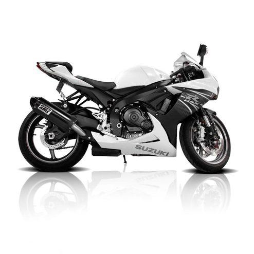 Suzuki® GSXR 600 Motorcycle Exhaust - HMF Racing