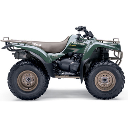 Kawasaki® Prairie 650 ATV Exhaust - HMF Racing