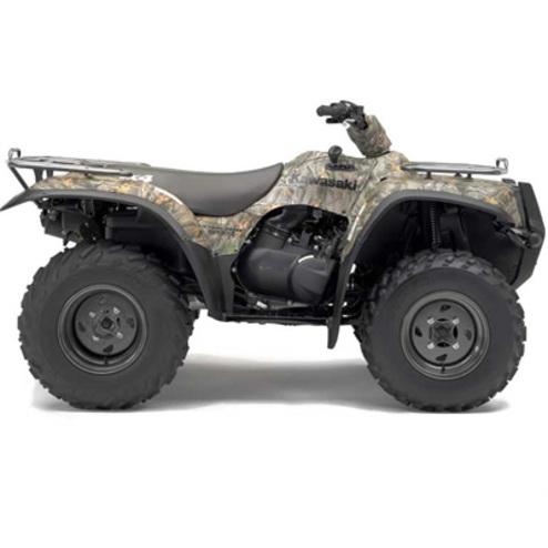 Kawasaki® Prairie 700 ATV Exhaust - HMF Racing