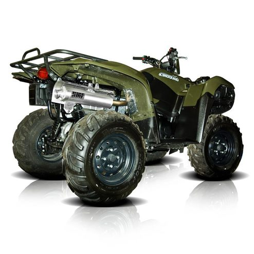 Suzuki King Quad  Torque