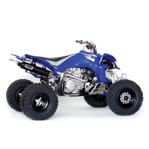 yamaha yfz 450 atv exhaust hmf racing. Black Bedroom Furniture Sets. Home Design Ideas