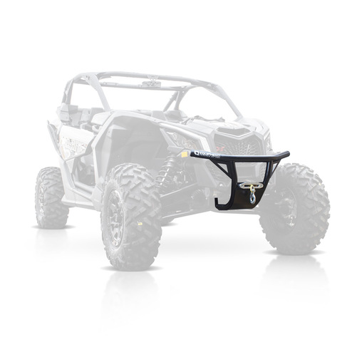 Defender Hd Front Bumper Can Am Maverick X3