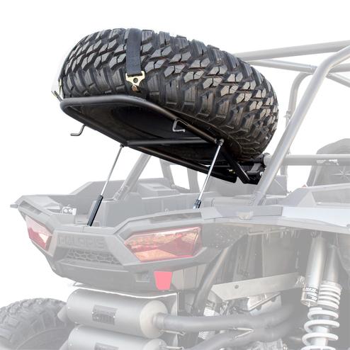 Spare Tire Rack Polaris Rzr Xp 174 Turbo Eps