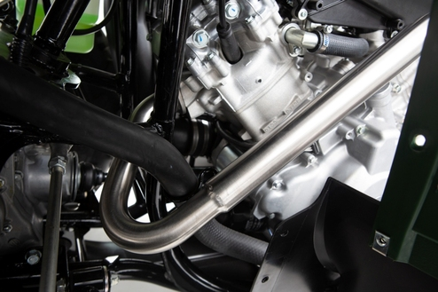 Kawasaki® Brute Force 750 Full System Exhaust Instructions