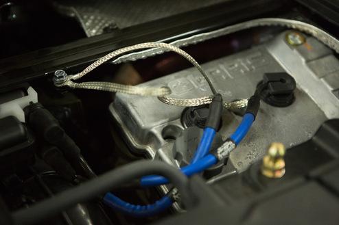 Polaris® RZR® 4 900 Nology HotWires® Spark Plug & Wire Kit ... on
