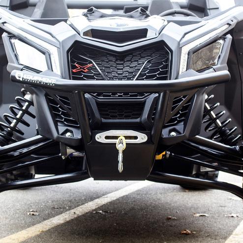 Defender HD Front Bumper, Can-Am® Maverick X3 Instructions