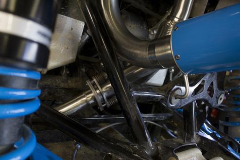 Can Am® - Maverick Turbo - HMF Turbo Forward Exhaust