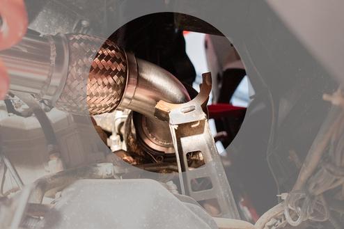 Big Core (Turbo Back) Exhaust Instructions - Figure 4