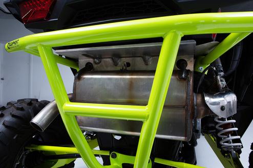Polaris® RZR XP® 1000 Dual Full System Exhaust Instructions