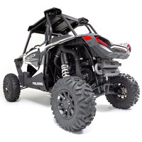Ultra Quiet Twin Loop Exhaust System - Polaris RZR XP 1000
