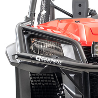 HMF equips Honda Pioneer - Bumpers, Guards, and Exhausts
