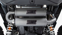 ATV.com reviews the HMF Twin Loop Exhaust